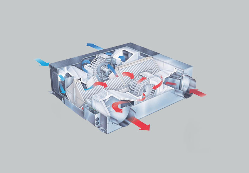 Рекуператоры тепла в системе вентиляции