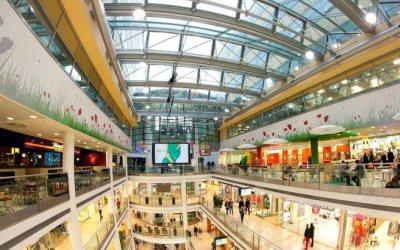 Монтаж вентиляции для Торговых комплексов фото
